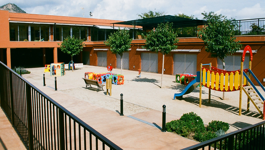 Escuela Municipal Vilassar